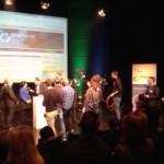 Der WDR war live dabei als das Bürgerportal online ging.