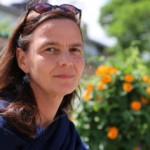 Das Bild zeigt das Portrait von Anke Knopp.