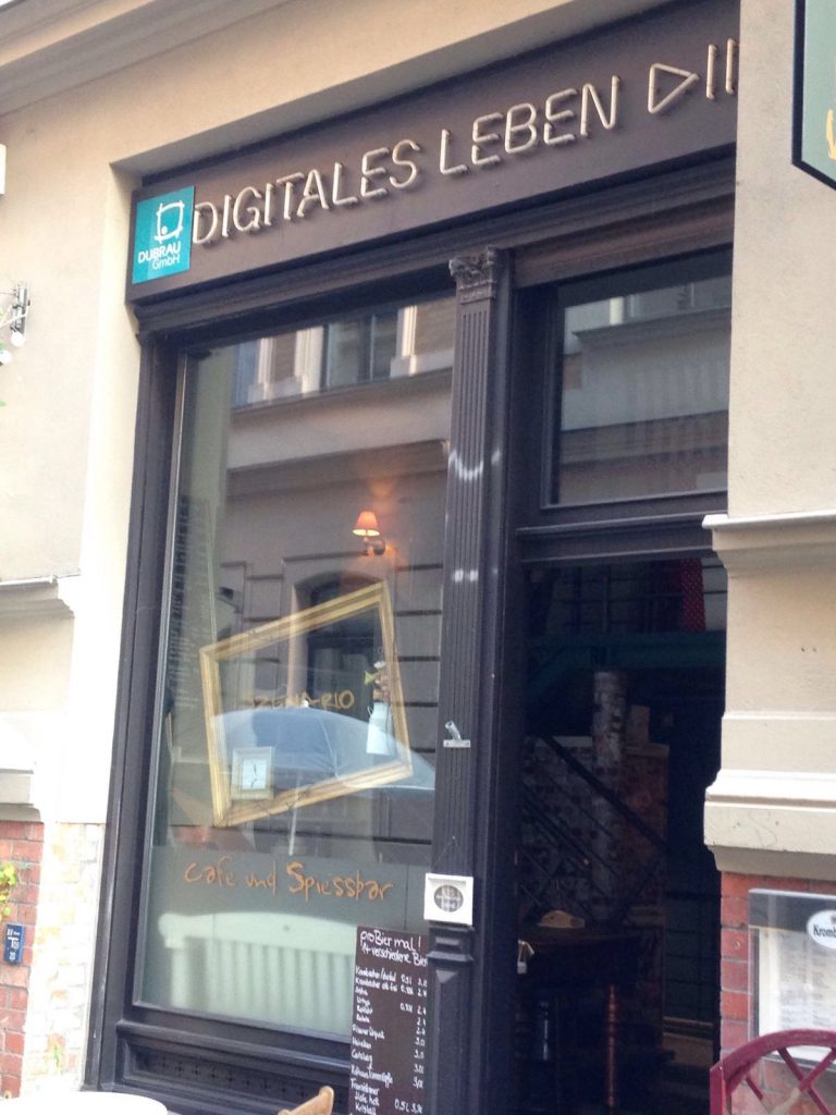 Digitales Leben - come in and find on