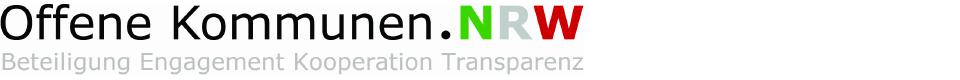 Offene Kommunen NRW - Netzwerk
