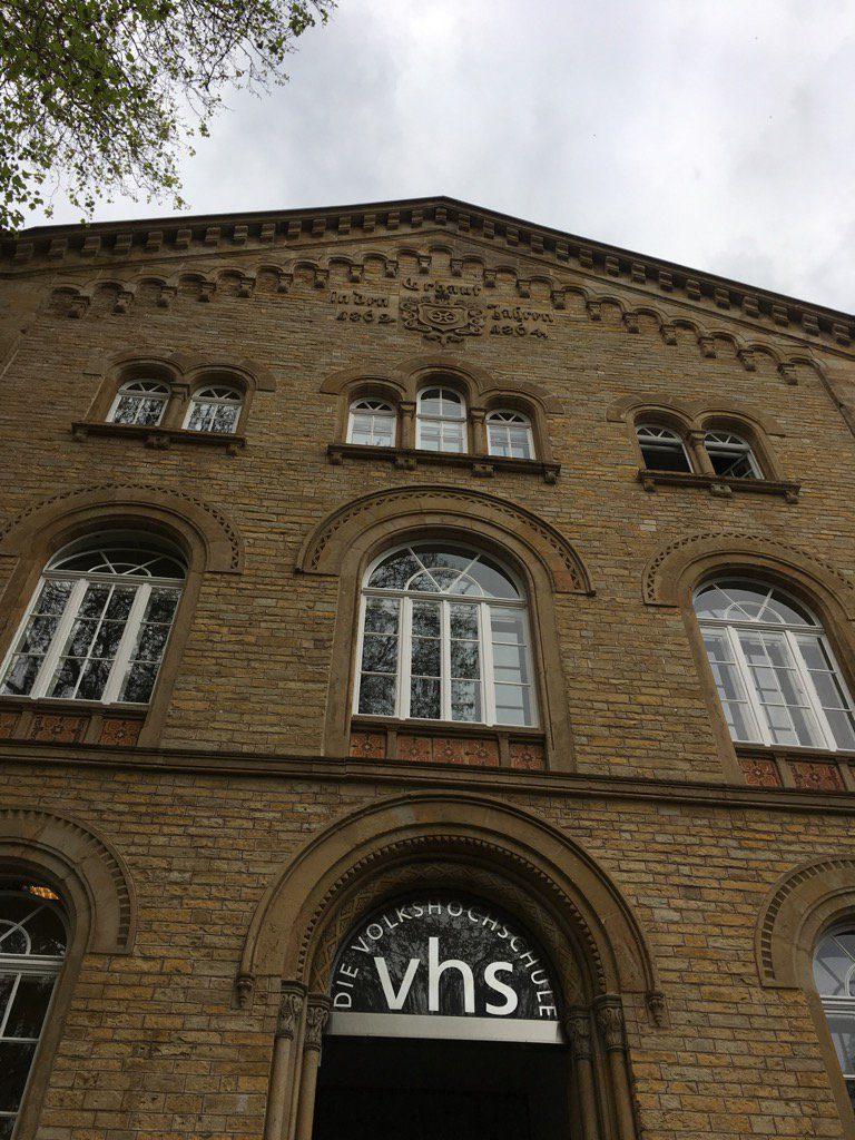 Das Foto zeigt die VHS Osnabrück.