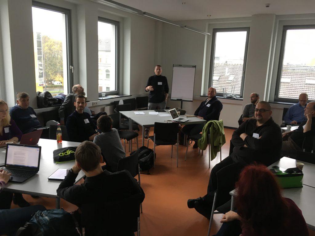 Open aus Prinzip - BarcampSession zur Zukunft von #OKNRW